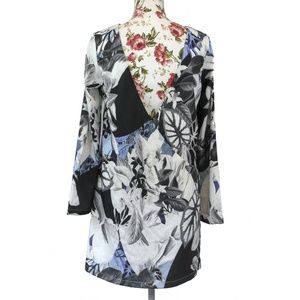 3/$35 Isla_Co Floral Exposed Back Dress X-Small